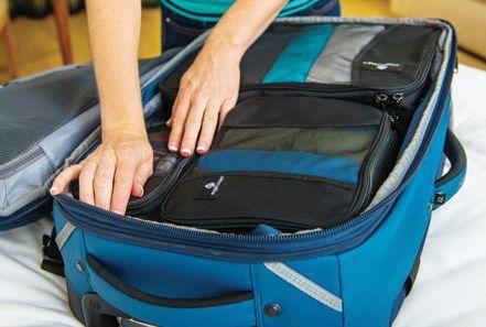 "Eagle Creek pack-it cubes, <a href=""http://shop.eaglecreek.com/packing-cubes/l/212?Sort=PriceLowToHigh"" target=""_blank"">$8.95"