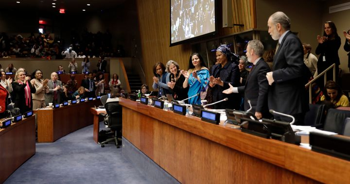 "March 24, 2017. The closing of the 61st session on the U.N. <a rel=""nofollow"" href=""https://www.flickr.com/photos/unwomen/336"