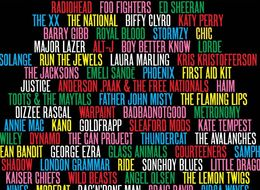 New Glastonbury Poster Teases Full Line-Up, And There Are A Couple Of Surprises