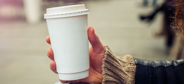 Your Takeaway Coffee Could Be About To Cost More, But For A Very Good Reason