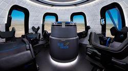 Jeff Bezos's Blue Origin Spacecraft Is Even More Luxurious Than We'd