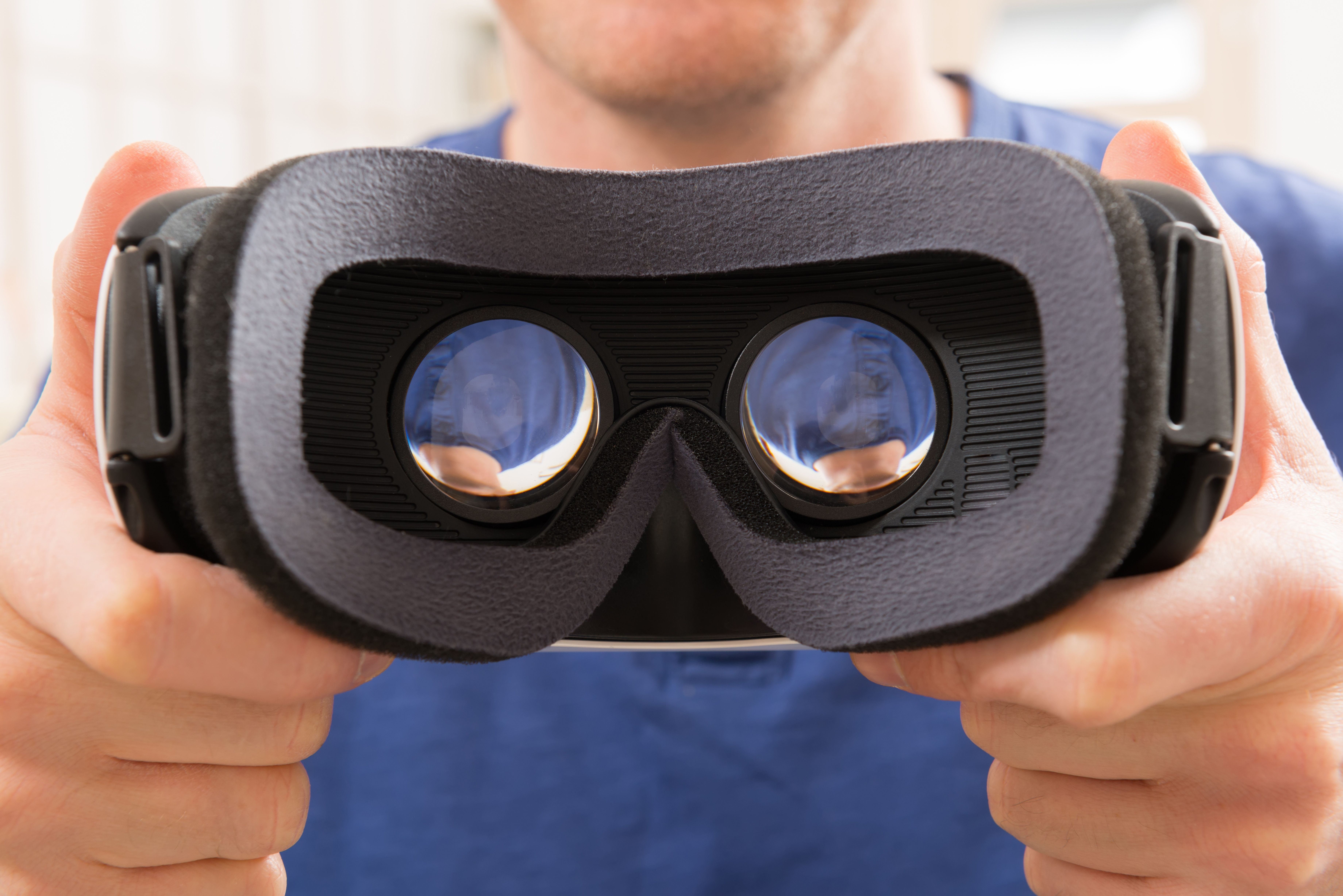 Virtual Reality Is Being Used To Decrease Pain In Hospital