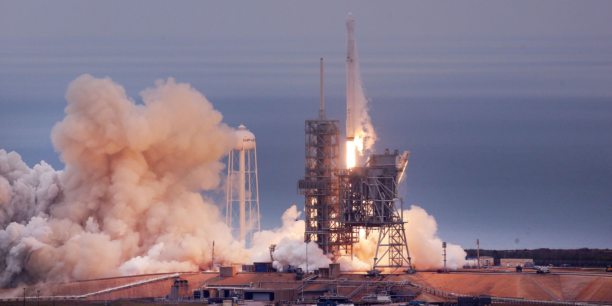 SpaceX Makes History By Launching The First 'Recycled ...