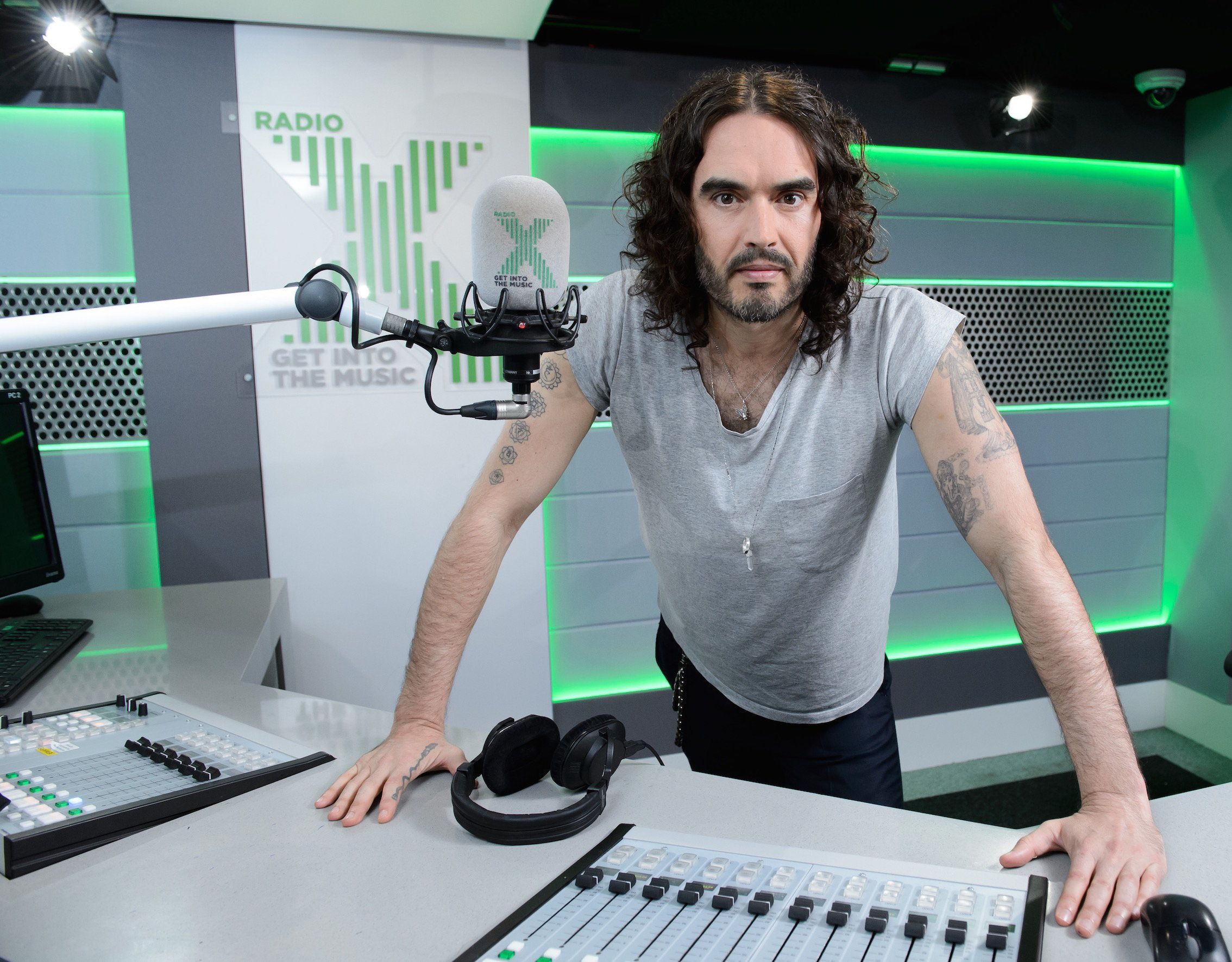 Ofcom Rules On Fresh Russell Brand Radio Controversy