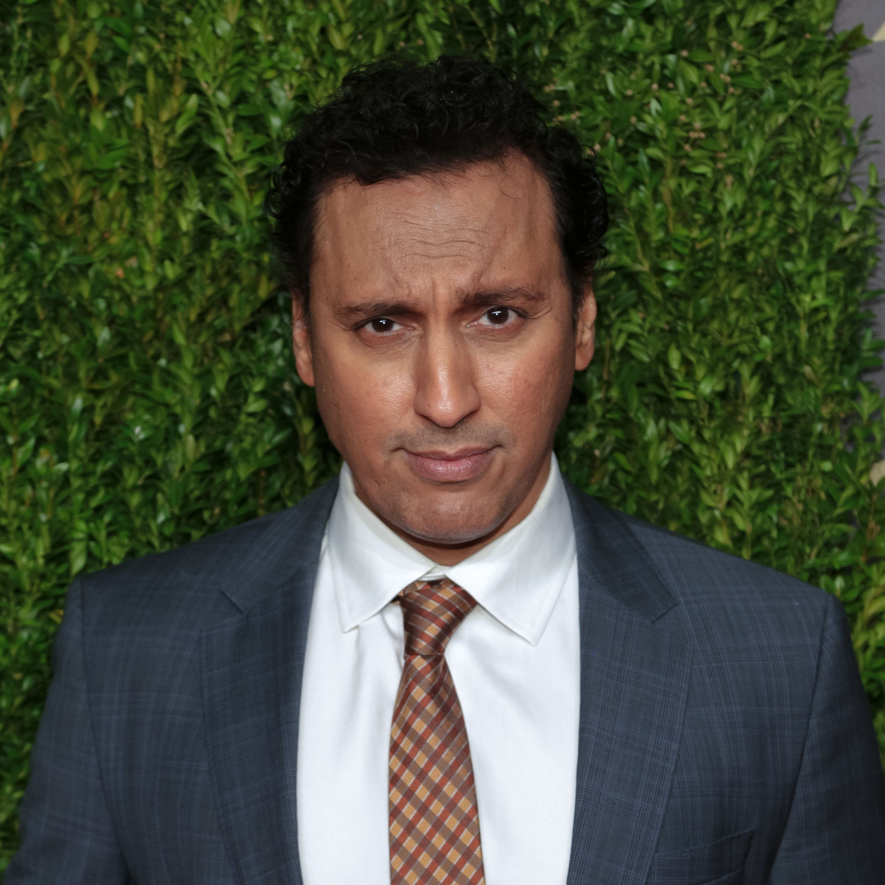 NEW YORK, NY - MAY 21: Writer/actor Aasif Mandvi attends the 75th Annual Peabody Awards Ceremony held at Cipriani Wall Street on May 21, 2016 in New York City. (Photo by Brent N. Clarke/FilmMagic)