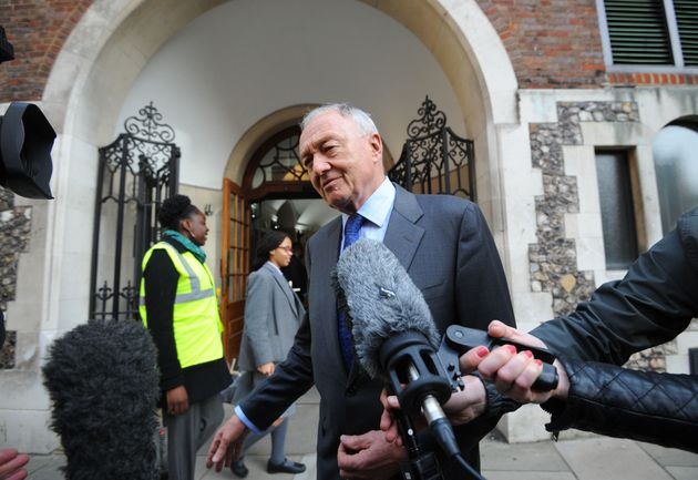 Ken Livingstone was suspended by Labour back in