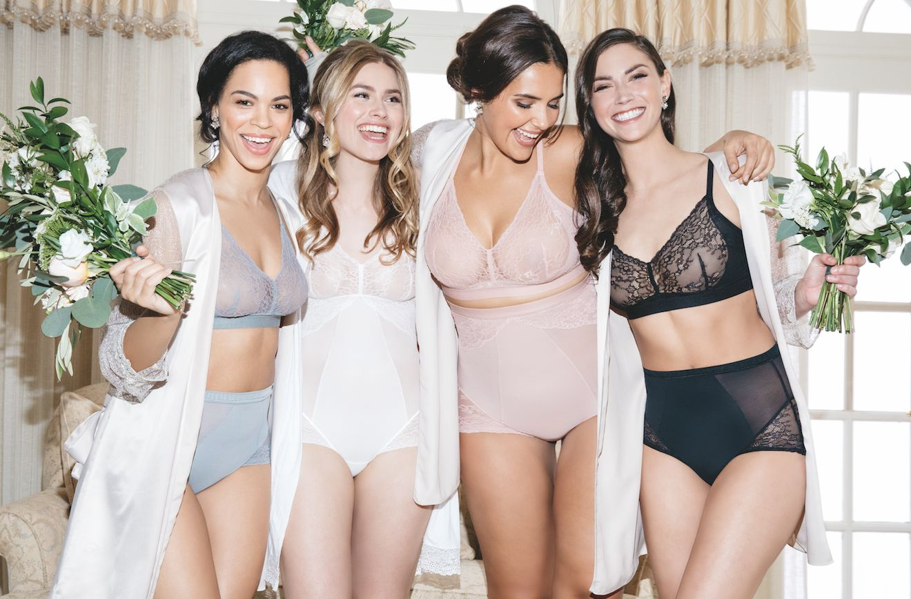 Spanx Has Launched Bridal Shapewear And It's Oh So