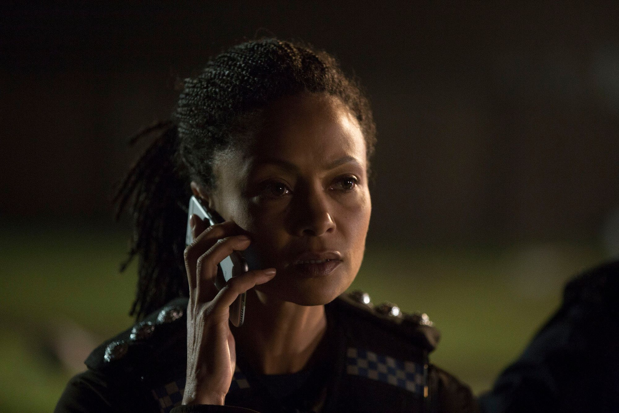 'Line Of Duty' Star Thandie Newton: From 'Flirting' With Nicole Kidman, To PETA's Sexiest
