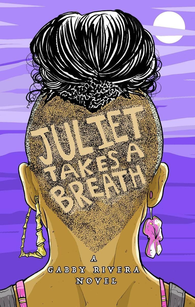"""<i>Juliet Takes a Breath</i> follows the story of Juliet Palante, a queer <i>puertorriqueña</i> who leaves"