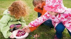 The Recipe For The Perfect Family Easter Egg Hunt