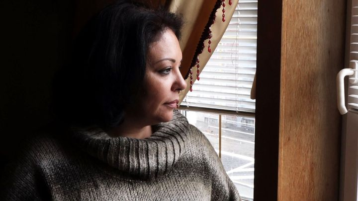 """<em>Saliha Ben Ali's story is told in the documentary """"The Empty Room.""""</em>"""
