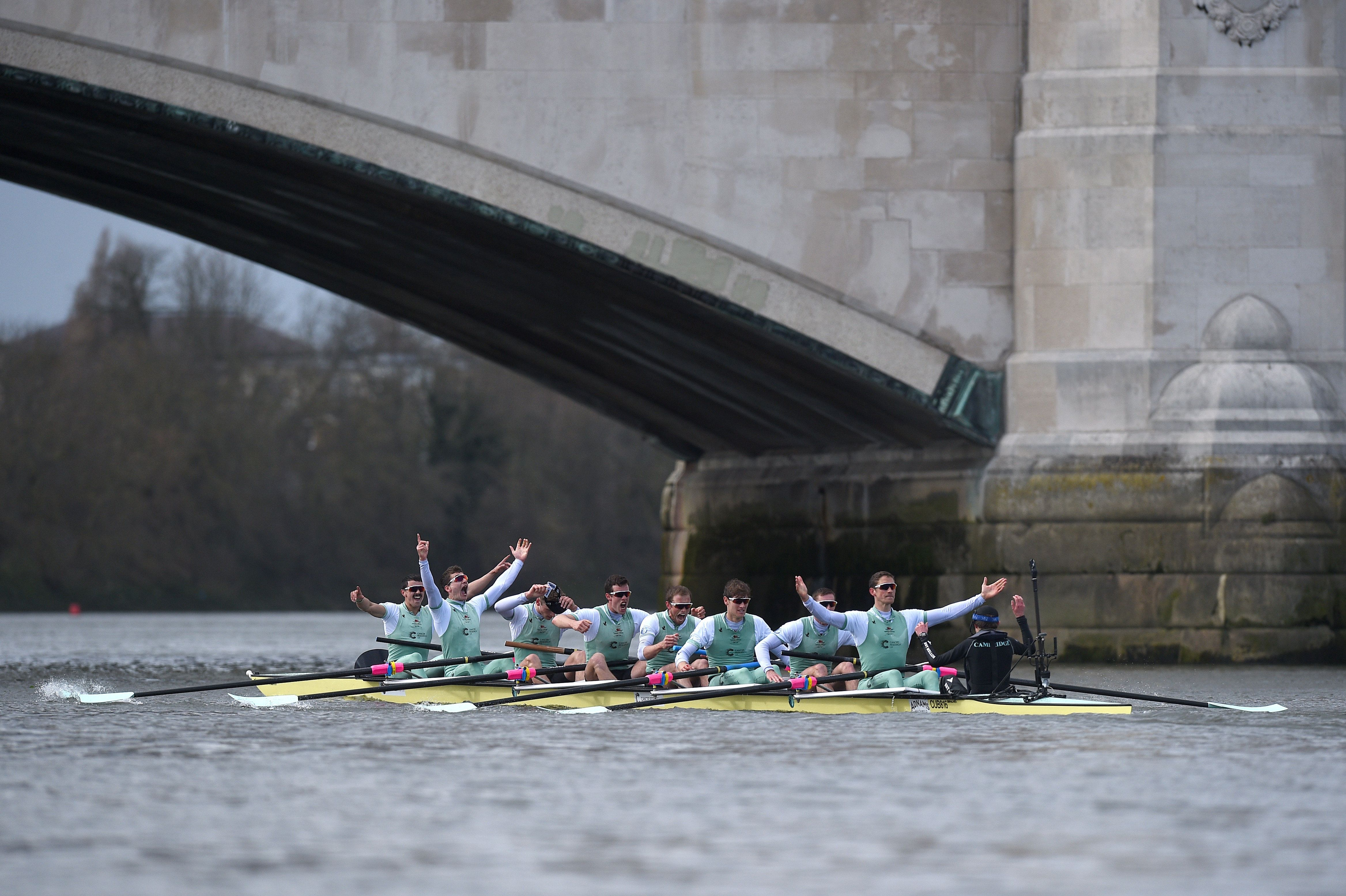 Here's Everything You Need To Know About The Boat Race