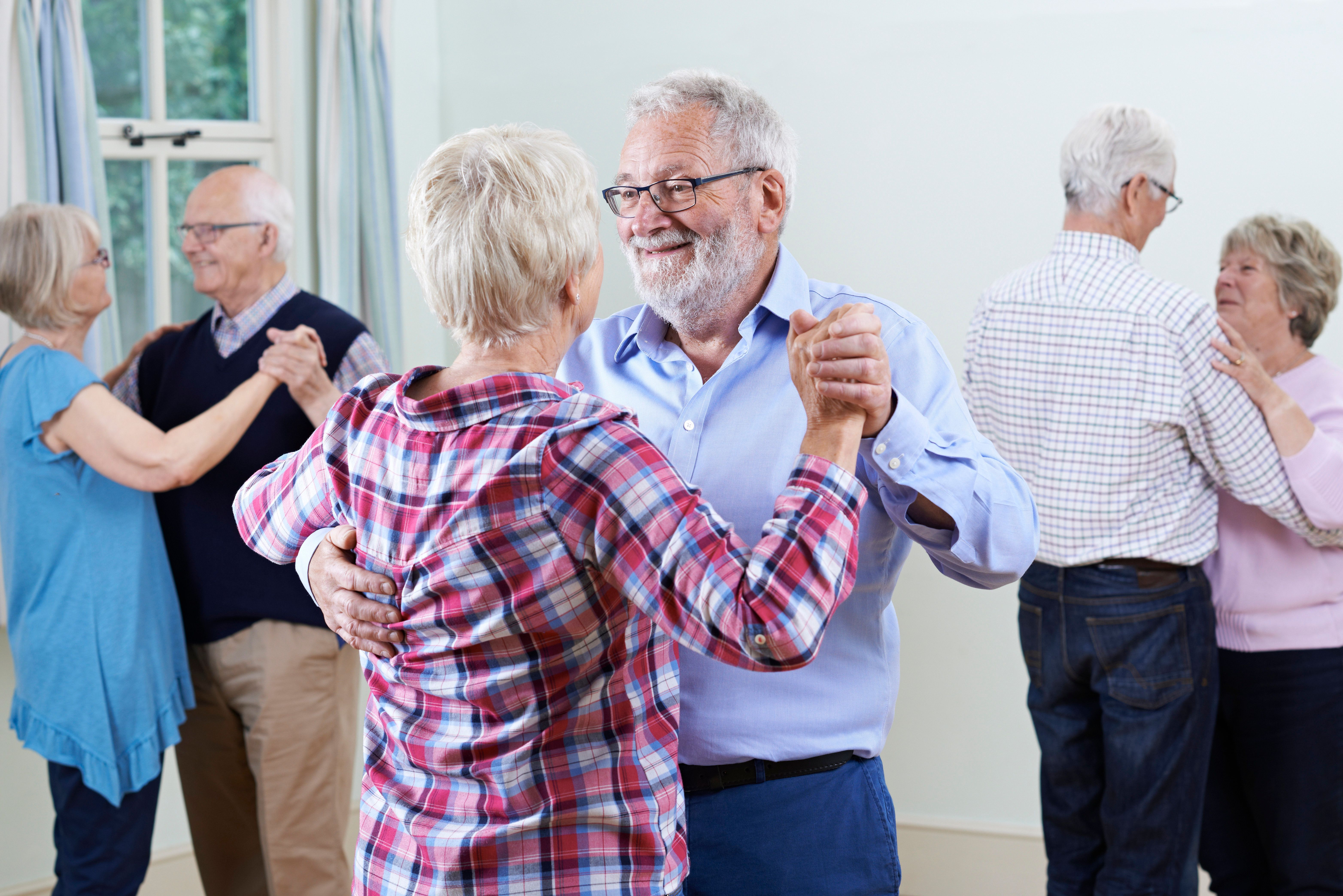 Dance lessons appear to help brain health because they combine exercise, social interaction and learning.