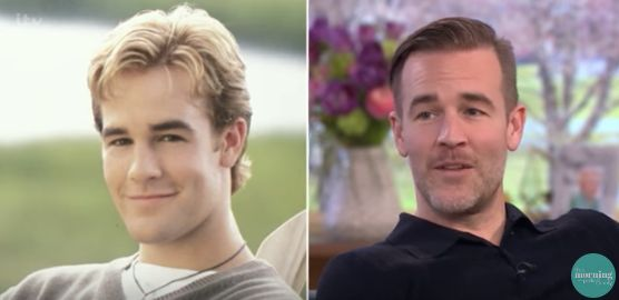 James Van Der Beek Endures Awkward Interview With 'Dawson's Creek'-Obsessed