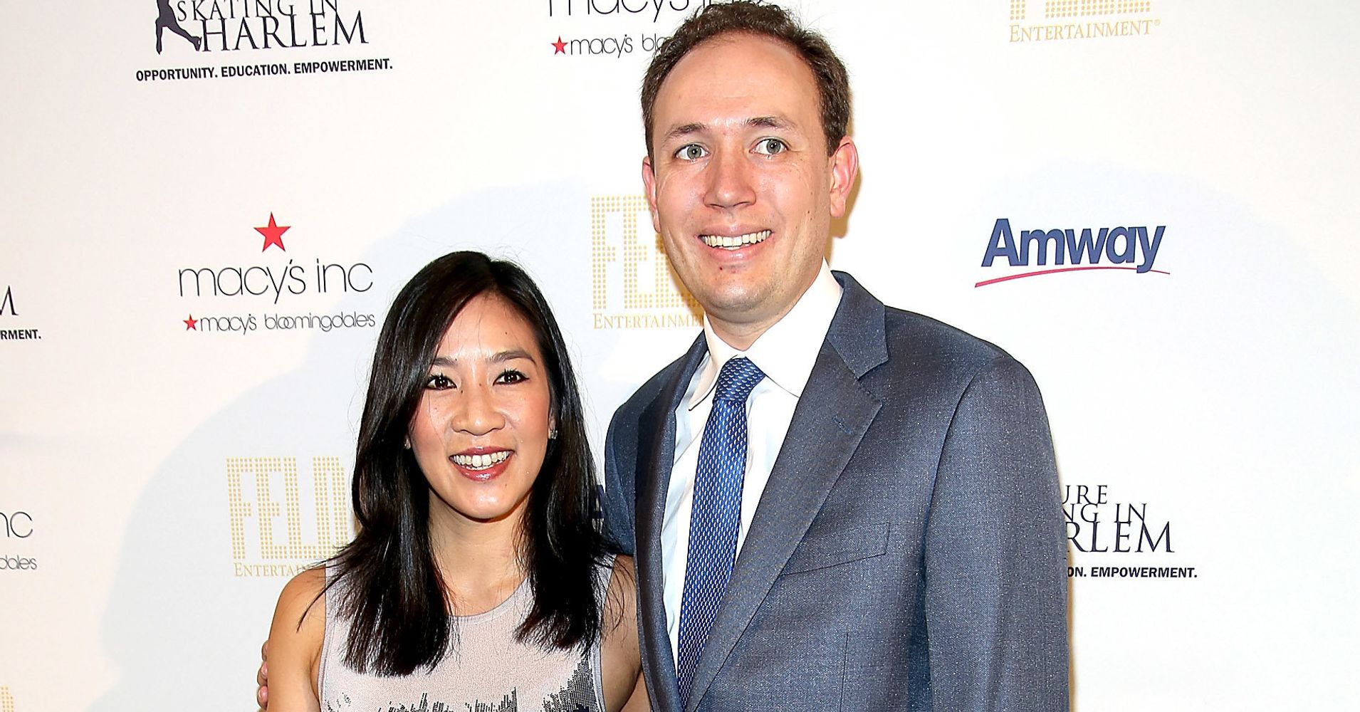 Michelle Kwan And Husband Clay Pell Are Getting A Divorce
