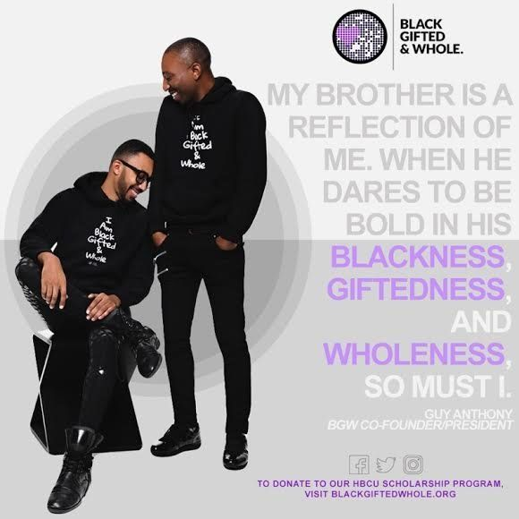 Black, Gifted and Whole offers a variety of programs for queer, black men.