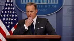 Sean Spicer Gives Bizarre Non-Denial Of News Story That Said White House Sources Helped Devin