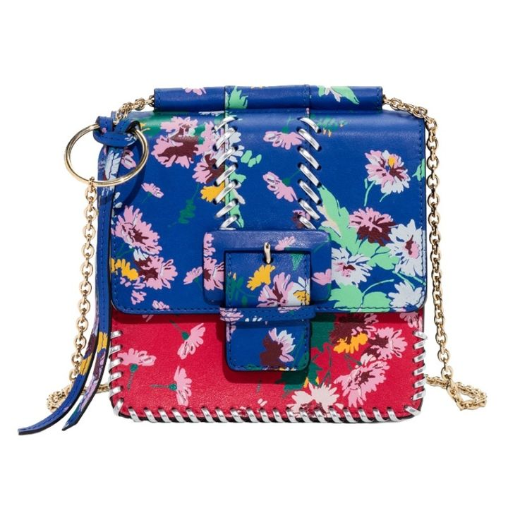 "<p><a rel=""nofollow"" href=""http://rstyle.me/n/ci6gmsjduw"" target=""_blank"">Floral Buckle Mini Bag</a>, & Other Stories $145</p>"