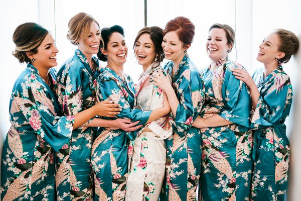 "<i>Robes by <a href=""https://www.amazon.com/Old-Shanghai-Womens-Kimono-Long/dp/B008BVHWJM?tag=thehuffingtop-20"" target=""_blan"