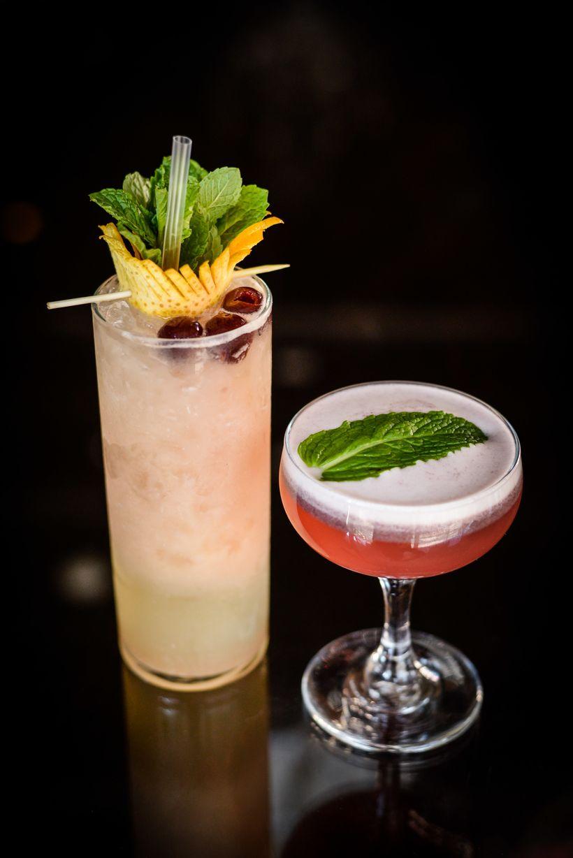 Next level cocktails at Treme, Islip