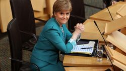 Sturgeon's Scottish Referendum Demands To Arrive At Downing Street