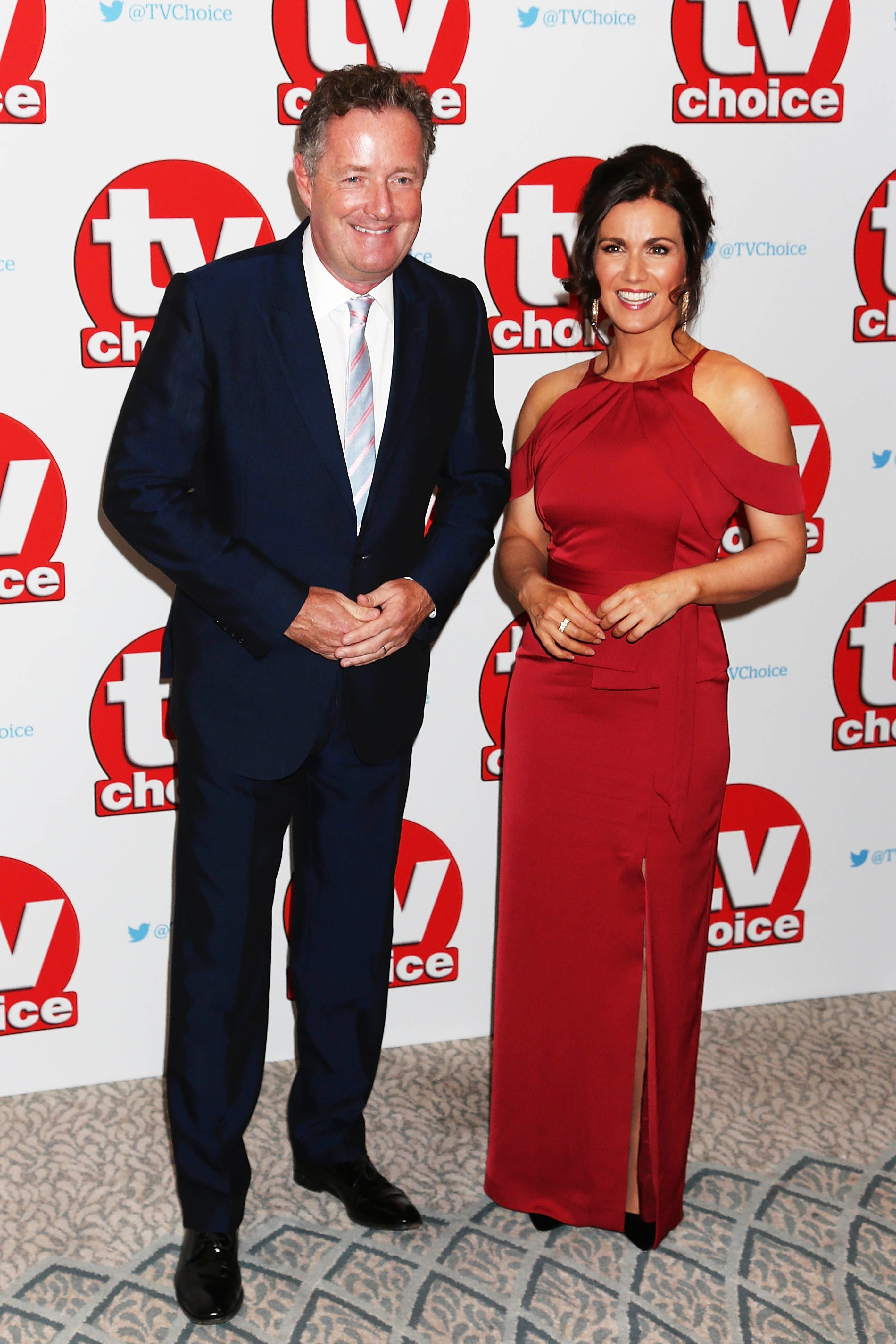 Susanna Reid 'Turned Down' Cameo In 'Love Actually' Sequel Due To Piers Morgan