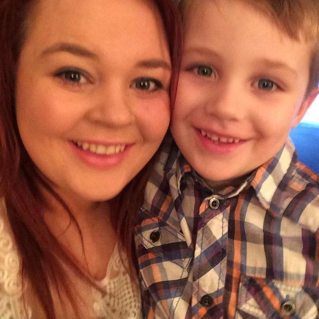 Gemma Martin had emergency surgery to remove a golf ball-sized brain tumour after doctors missed her...