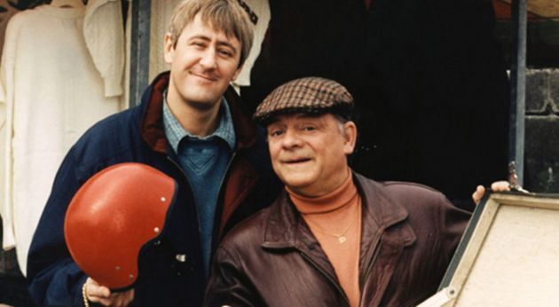 Nicholas Lyndhurst and Sir David Jason starred as Rodney and Del Boy in 'Only Fools and Horses', which...