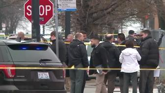 Mother watches as her two sons and two others gunned down in Chicago