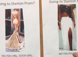High School Accused Of 'Slut-Shaming' Students Over 'Offensive' Prom Dress Code