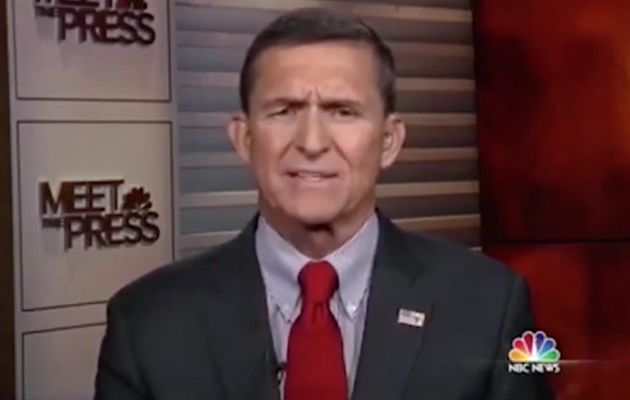 Michael Flynn made comments about immunity in relation to the Hillary Clinton email affair last