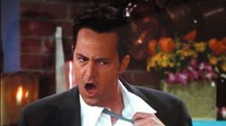 Matthew Perry Reveals His Favourite 'Friends'