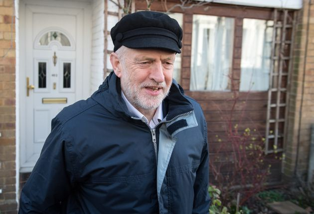 Corbyn and his closest allies represent seats in