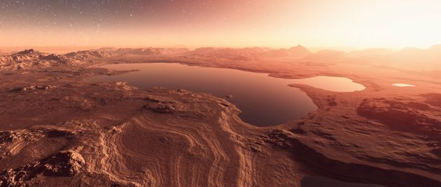 NASA Has Discovered How Mars Was Transformed Into A Barren