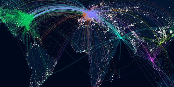Wired globalization has completely changed the dynamic of conflict.
