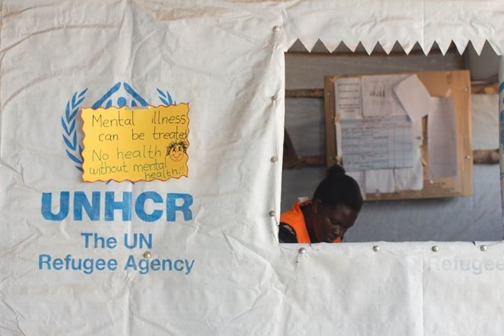 UNHCR has documented 570 cases of sexual or gender-based violence among the South Sudanese refugees living in the Bidibidi ca