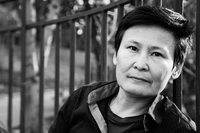 Gulzada Serzhan. Photo: UN Women MCO Kazakhstan/Marina Konstantinova