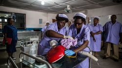 Donald Trump Defunds Global Maternal Health