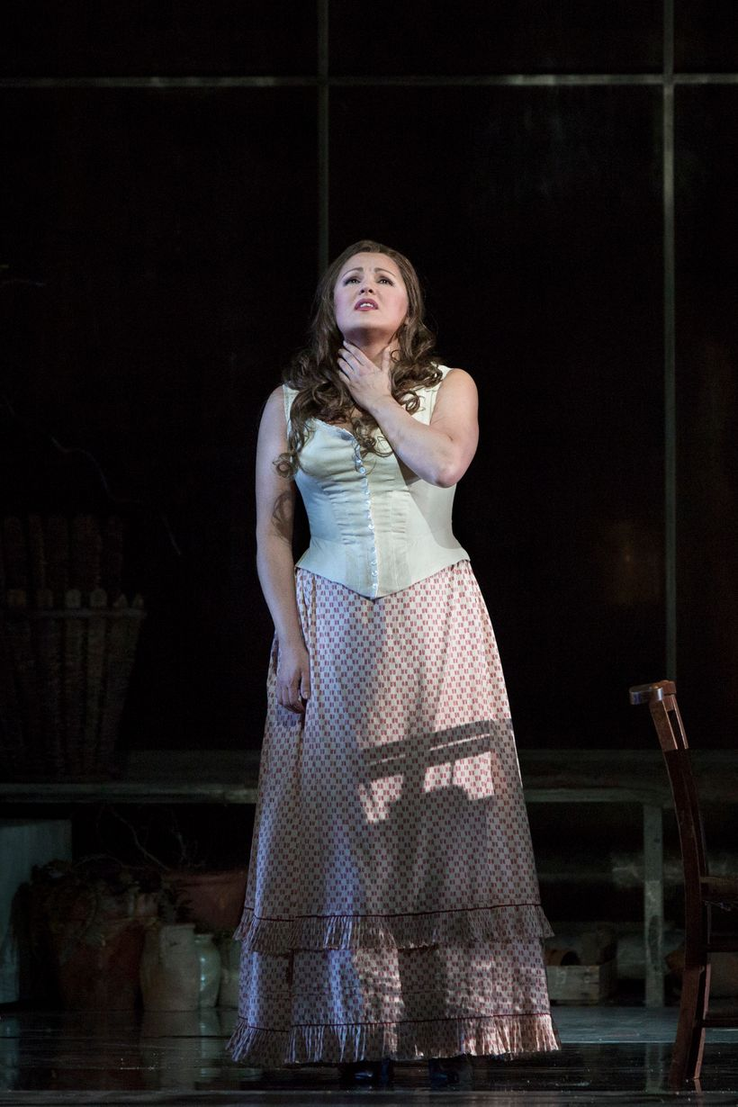 Anna Netrebko sings the famous Letter Scene in Tchaikovsky's <em>Eugene Onegin </em>at the Met Opera.