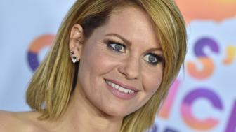 LOS ANGELES, CA - MARCH 11:  Actress Candace Cameron-Bure arrives at Nickelodeon's 2017 Kids' Choice Awards at USC Galen Center on March 11, 2017 in Los Angeles, California.  (Photo by Axelle/Bauer-Griffin/FilmMagic)
