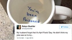 Tweets That Sum Up The Perils Of April Fools' Day When You're