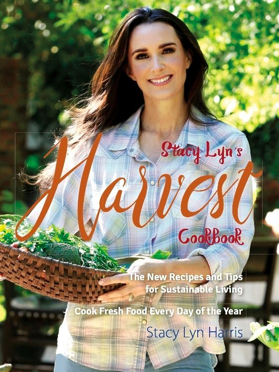Stacy Lyn's third cookbook came out March 31
