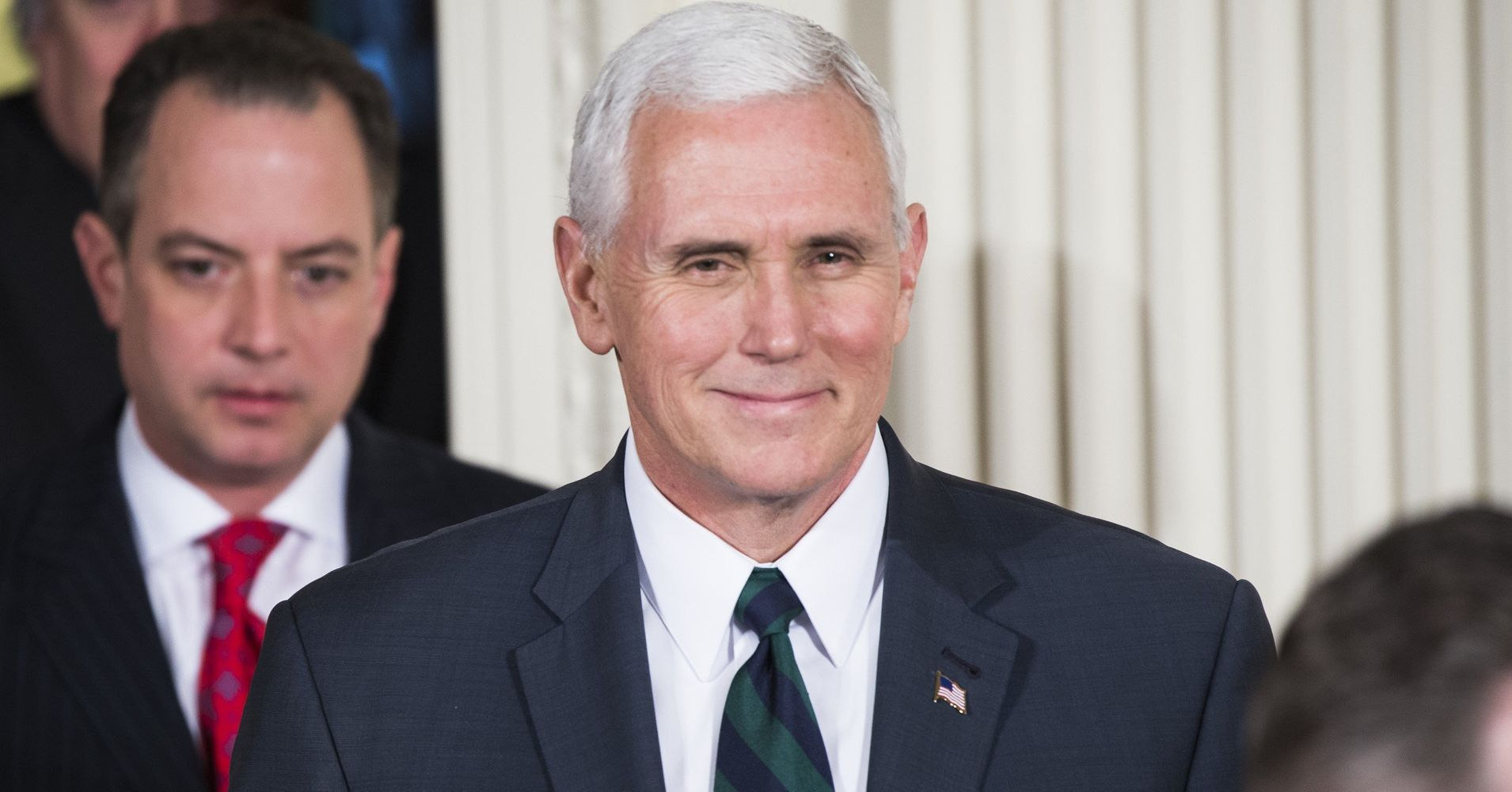 Reporter Compares Mike Pence To Sharia Law   The Daily Caller
