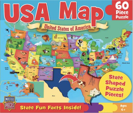 Puzzle Map