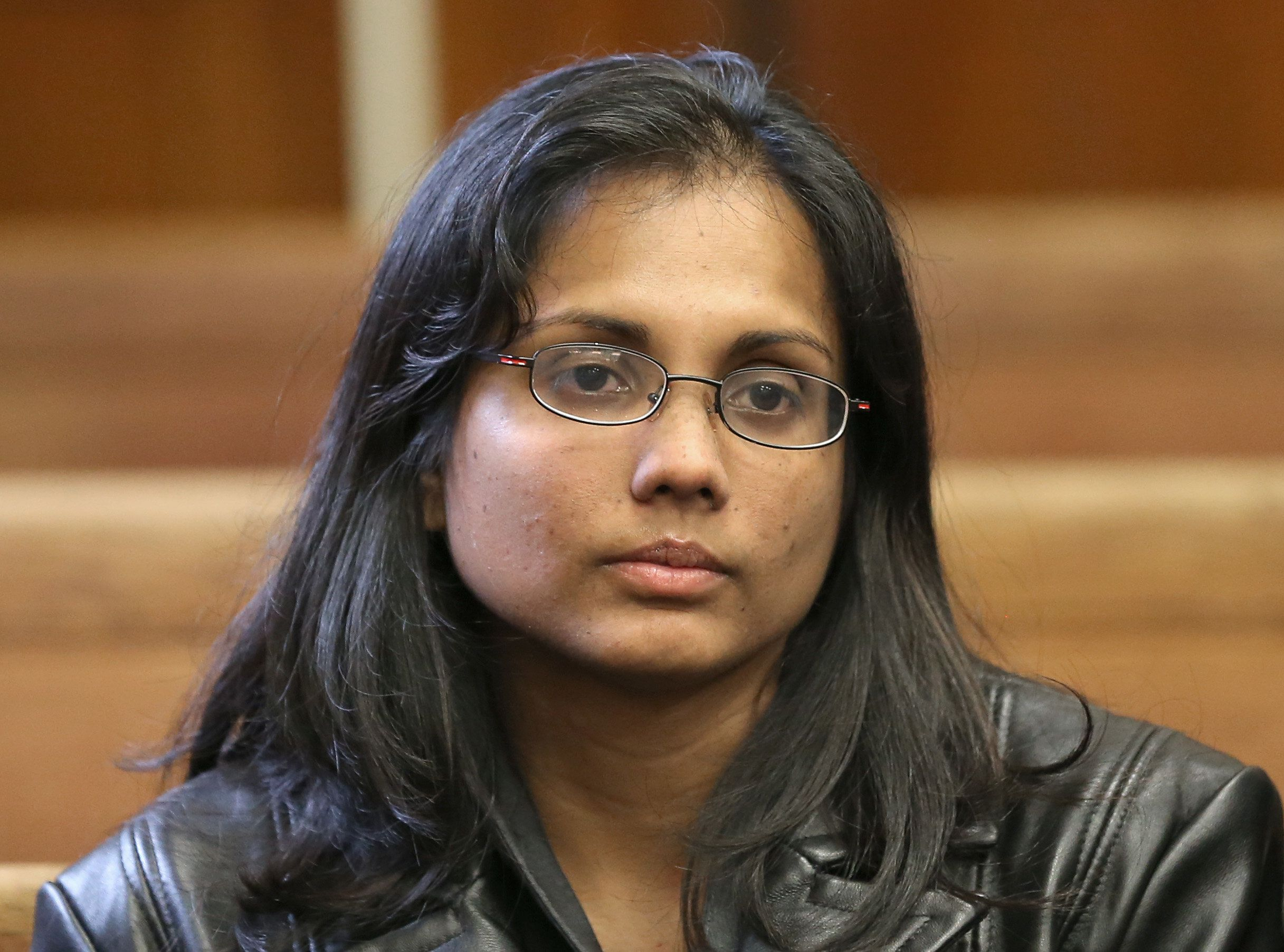 Dookhan entered a guilty plea during her court hearing at Suffolk Superior Court in November 2013.