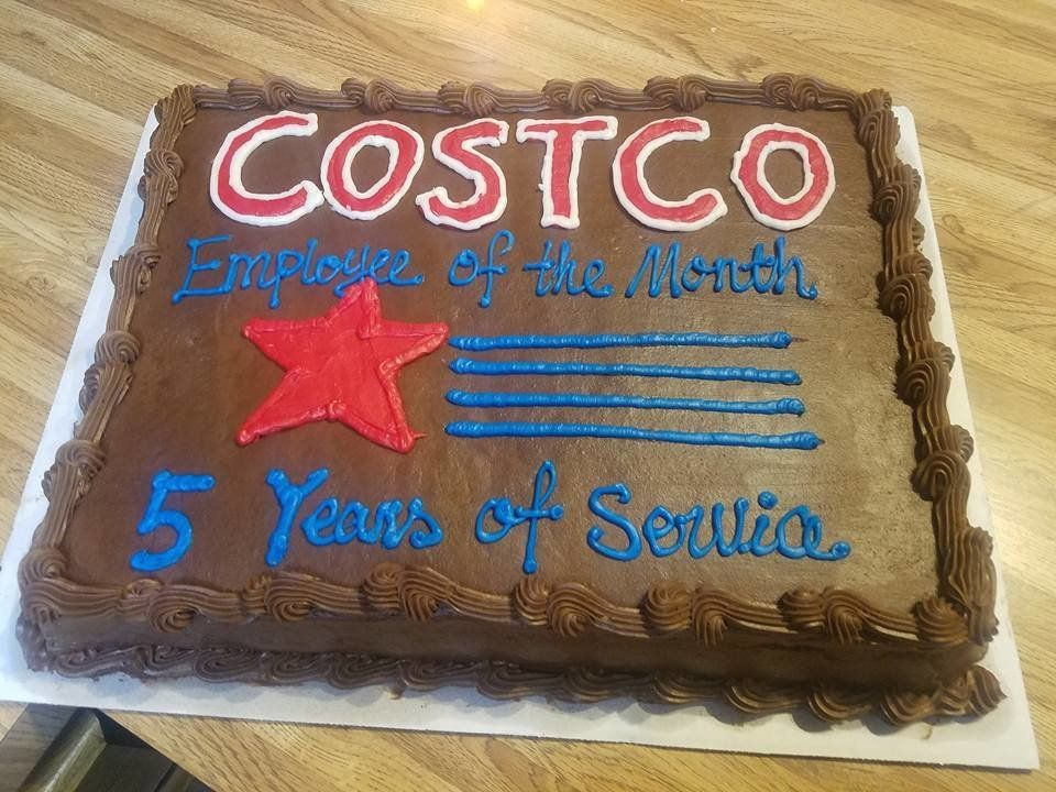 This Little Girl Loves Costco So Much She Made It Her Birthday