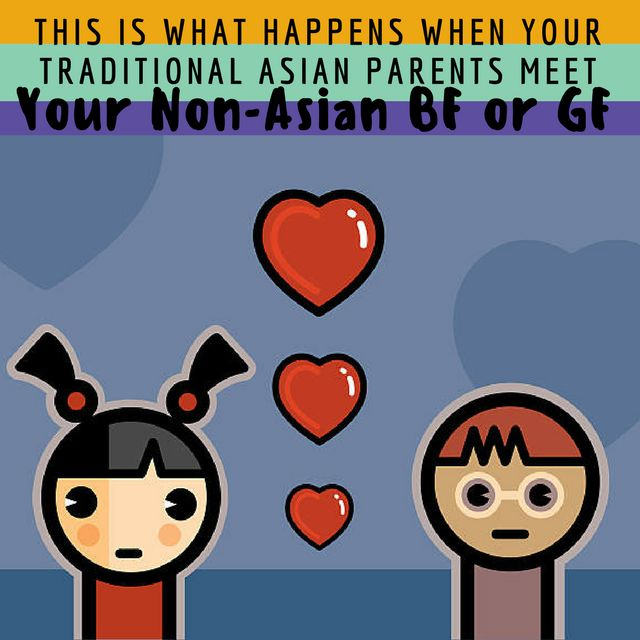 22 Truths About Introducing A Non-Asian S O  To Traditional
