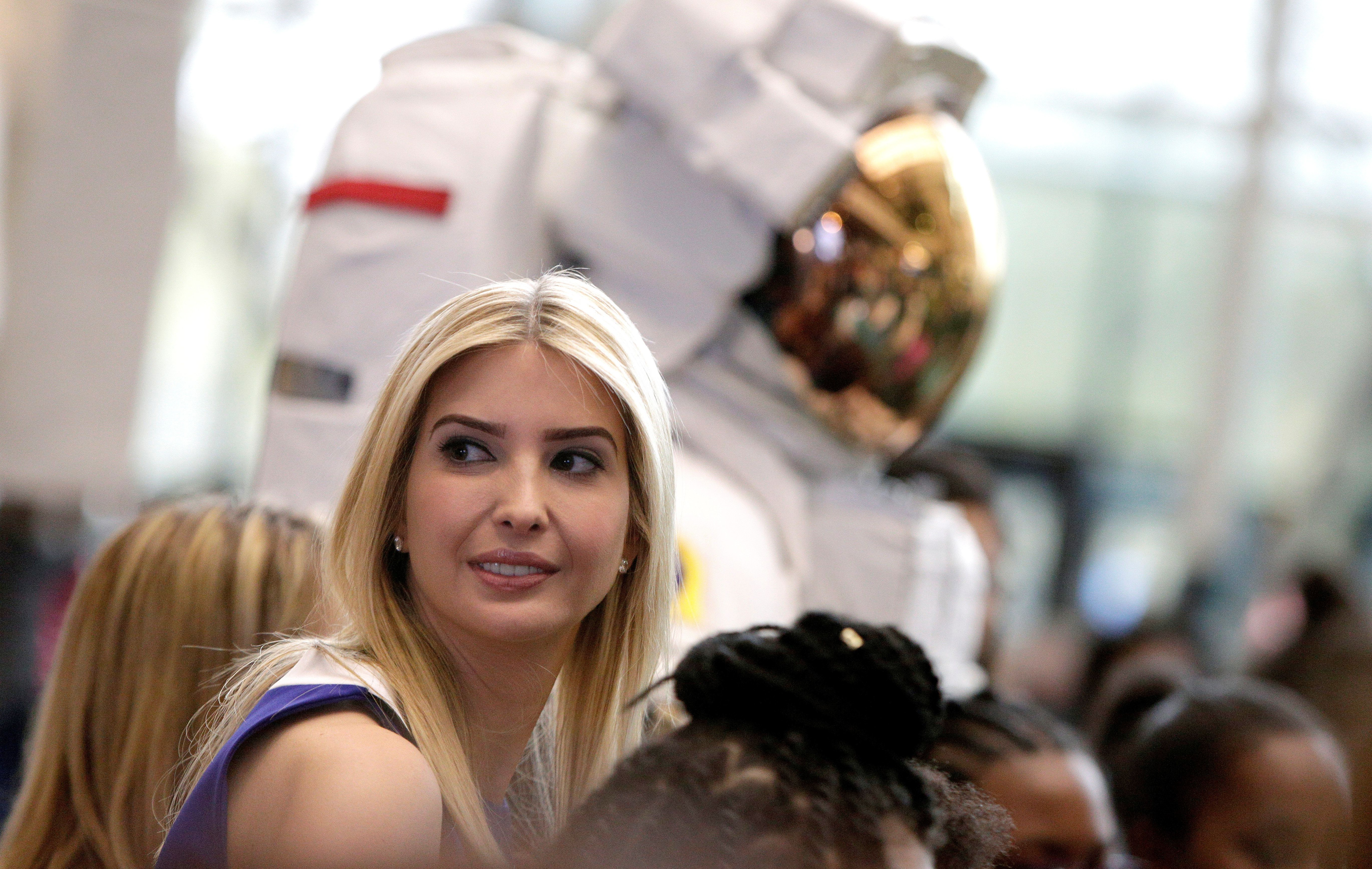 Ivanka Trump Keeping Stake In D.C. Hotel Despite White House Role, Filings