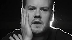 James Corden Sparkles In Spoof Version Of Rihanna's