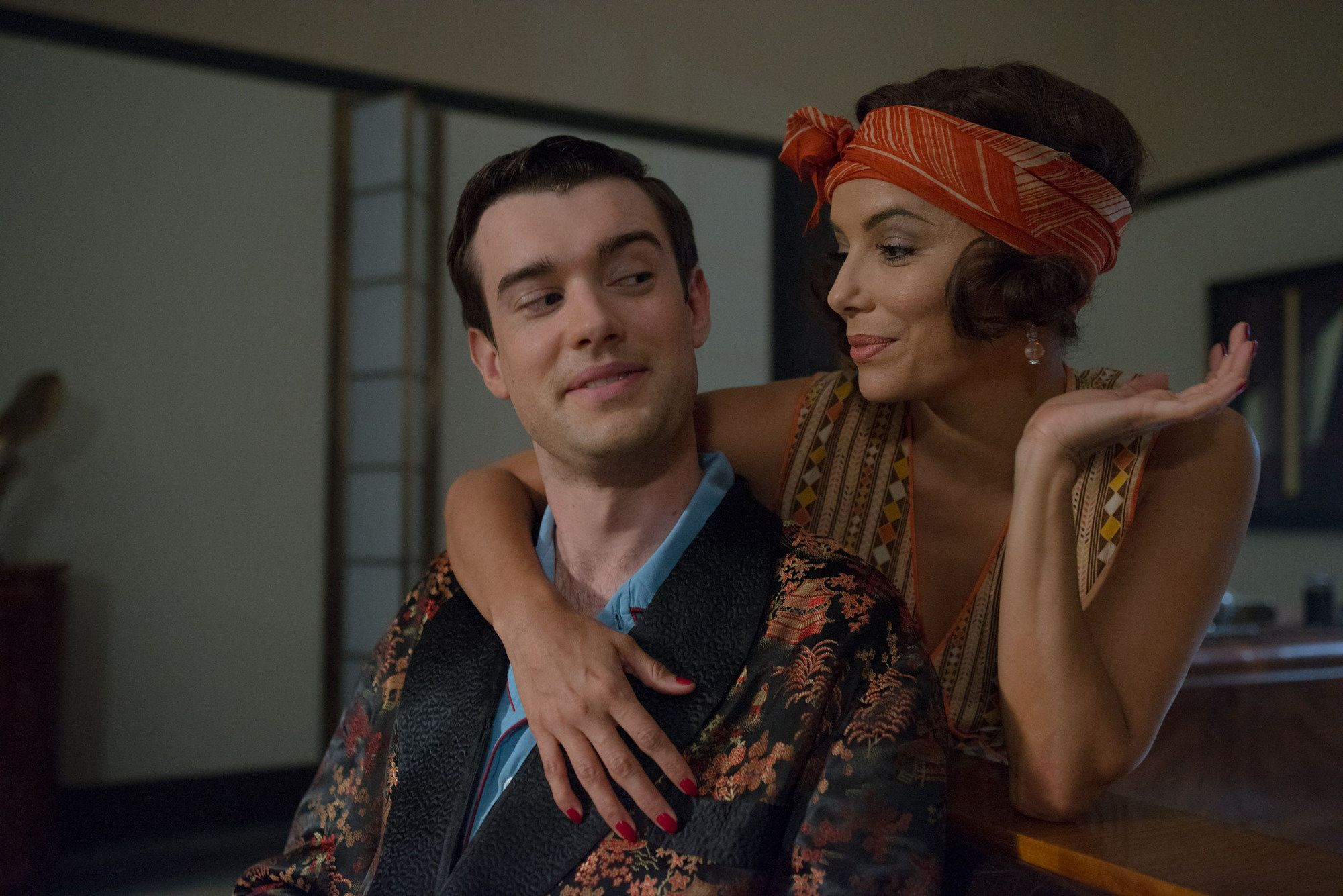 'Decline And Fall': Jack Whitehall Had Trouble Working With Lifelong Crush Eva